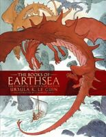 Books of Earthsea : The Complete Edition, Hardcover by Le Guin, Ursula K.; Ve...