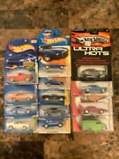 New listing Hot Wheels Lot Of 13 Cars! Plus five 5 pack vehicles from diff years.