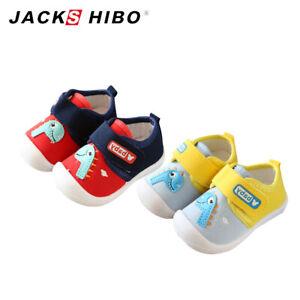 Infant Baby Girls Boys Toddler Anti-slip Warm Slippers Socks Crib Shoes Boots UK