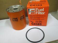 Fram Fuel Filter #C4163 Lot of 3 (NIB)