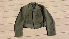 Korea MARINE CORPS USMC GREEN VANDERGRIFT IKE DRESS SERVICE JACKET Uniform