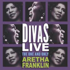 ARETHA FRANKLIN - DIVAS LIVE   CD NEUF