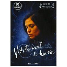 Violeta Went To Heaven : DVD : NEW