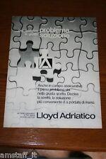 BB24=1972=LLOYD ADRIATICO=PUBBLICITA'=ADVERTISING=WERBUNG=
