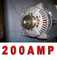 NEW Ford Alternator Mustang 01 02 SOHC 4.6L High Amp 4G/ Mustang 96-00 Dohc 4.6L