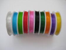 Multi-Colored Elastic Fibre Wire 0.8mm, length 7m
