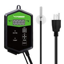 VIVOSUN Digital Seedling Heat Mat Thermostat Temperature Controller 68-108°F