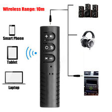 Wireless Bluetooth 4.0 Car Audio 3.5 Music Receiver Adapter Fr Speaker Headphone