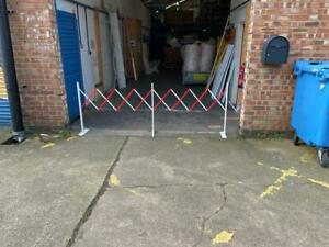 Expandable Safety Barrier, Retractable Safety Barrier, Pedestrian Barrier
