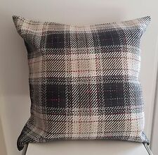 Plaid Cushion Cover by The Family Love Tree - New Without Tags