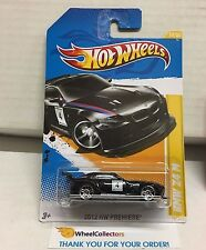 BMW Z4 M #18 * BLACK Premiere * 2012 Hot Wheels * C5