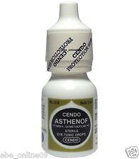 1 Bottle of Cendo Asthenof Oxymetazoline HCI (Similar to Visine LR Long Lasting)