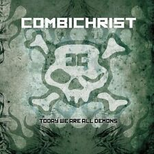 COMBICHRIST Today We Are All Demons CD 2009