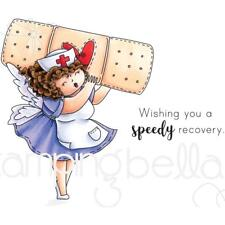 New Stamping Bella Cling Rubber Stamp EDNA TO THE RESCUE free USA ship