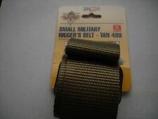 OCP Belt Tan 499 Rigger's New USA Made Scorpion Multicam Small Military