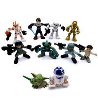 10x Playskool Star Wars Galactic Heroes Yoda Stormtrooper GREEDO C3PO R2D2 gifts