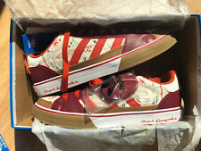 Adidas Superskate Vulcan Mark Gonzales Shoes Size 9.5 New