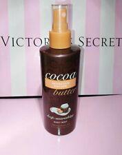 Brand New VICTORIA'S SECRET SENSUOUS ESCAPE BODY MIST COCOA BUTTER Spray Splash