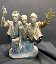 "Elliot Arkin  bronze sculpture titled 'The Three Tenors in Concert "" Hand Signed"