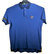 HMS Olympus Embroidered Polo Shirts