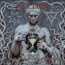"""Hell:on """"Age Of Oblivion"""" CD [UKRAINE THRASH METAL, Annihilator]"""