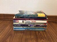 Gary Paulsen Book Lot Complete Brian's Saga 1-5 The Winter Room Woodsong Tucket