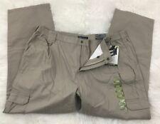 5.11 Tactical Series Men EMS Style Tac 105C Tan Khaki Cargo Pants Sz 41W x 31L