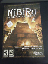 Ni Bi Ru: Age of Secrets (PC, 2005)- Complete!!!!