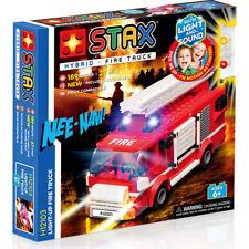 Light Stax hybrid - Feuerwehr Fire Truck LED Bausteine Feuerwehrauto