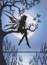 BOTHY THREADS ENCHANTED LUNA FAIRY by LAVINIA STAMPS COUNTED CROSS STITCH KIT