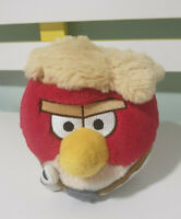 ANGRY BIRDS PLUSH TOY LUKE SKYWALKER STAR WARS 2009 13CM TALL