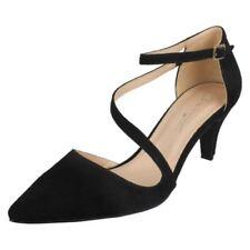 Stiletto Buckle Women's Evening & Party Heels