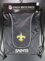 New Orleans Saints Sportbeutel Adult Rucksack Back-Sack ,NFL Football