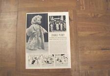 1950's Ideal SPARKLE PLENTY Doll Ad (Reproduction)