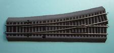 17-  Roco Line mit Bettung - 42532 Weiche Links 15°