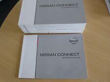 NISSAN CONNECT Navigation Bedienungsanleitung neu Betriebsanleitung 2016
