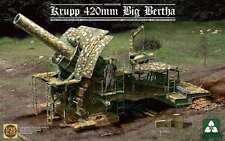 Takom (三花) 1/35 Krupp 420mm Big Bertha German Empire #2035 *New*