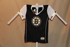 BOSTON BRUINS Fan Fashion JERSEY/Shirt  by MAJESTIC Womens Medium NWT $40 retail