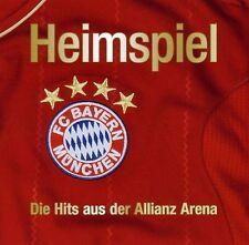 CD*HEIMSPIEL**DIE STADIONHITS AUS DER MÜNCHENER ALLIANZ ARENA***NAGELNEU & OVP!!