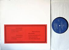 Hindemith Sonata for viola solo W. Kagi H.W. Stucki RARE SWISS ONLY PRIVATE LP
