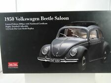 1:12 Sun Star 5202 1950 Volkswagen VW Käfer Beetle Saloon grau Lmtd 900St. Neu