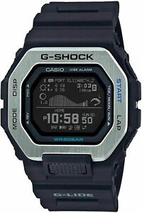New Casio G-Shock G-LIDE Tide Graph World Time Watch GBX-100-1