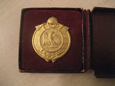 WWI/WW2/Prussia/ German Fire Fighter Service Decoration/Medal/order-Weimar Repub
