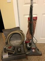 Kirby-Model:514-Vintage Upright Vacuum Cleaner-The Scott & Fetzer Co.