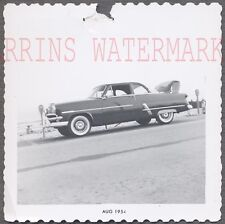 AUTO DE ÉPOCA FOTO 1953 FORD CRESTLINE AUTOMOBILE 731873