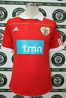 Maglia calcio BENFICA TG S 2010/11 shirt trikot camiseta maillot jersey