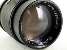 Auto reflexon objetivamente lens 135/2.8 m42 Canon EOS