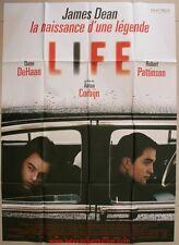 LIFE Affiche Cinéma / Movie Poster JAMES DEAN