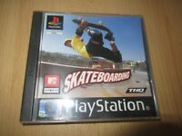 MTV sports skateboarding PlayStation 1 ps1 pal