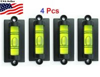 HACCURY Mini bubble level spirit level Small spirit with Mounting Holes with ear
